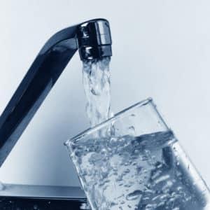 tap water dehydration