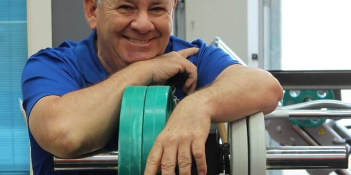 Seniors Build Muscle Strength Through Resistance Training