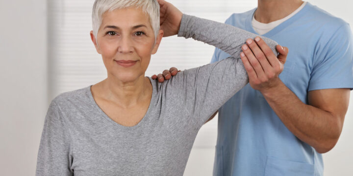 Shoulder Pain? You May Not Need Surgery