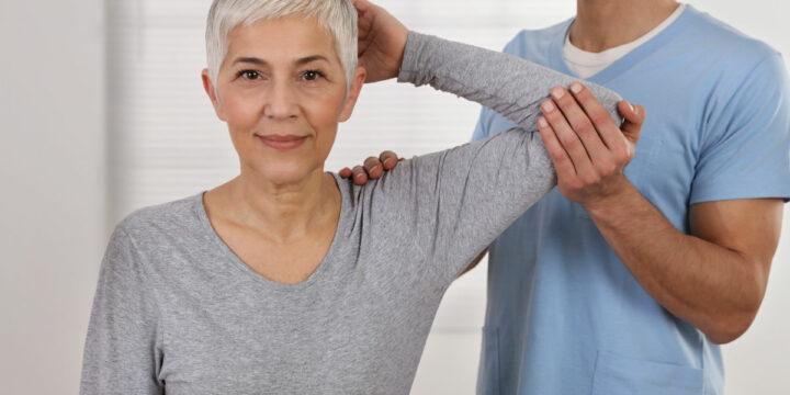 Shoulder Pain? You May Not Need Surgery