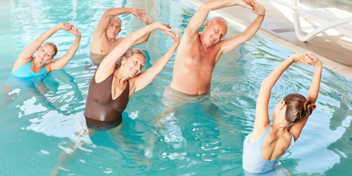 Get Wet! Joining a Pool Can Help You Stay Fit