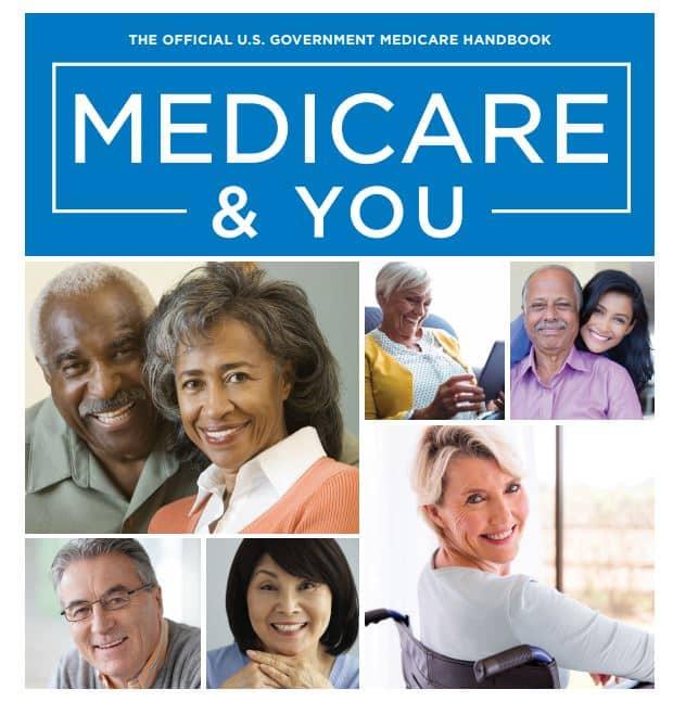 Cover of Medicare.gov guidebook