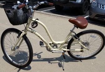 Bike saddle pain